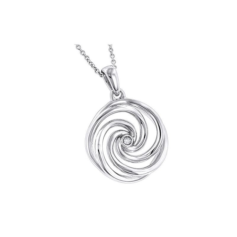 Luxurman Love Quotes: Delicate Sterling Silver Wom