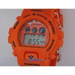 Aqua Master Shock Digital Watch Orange 2