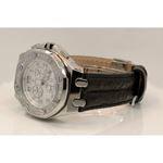 Aqua Master Royal Oak Mens Diamond Watch 1.50ctw W3256 2