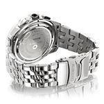Centorum Large Mens Real Diamond Watch 0 89688 2