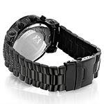Black Diamond Watch For Men 2Ctw Of Diamonds By-2