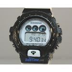 Aqua Master Shock Diamond Mens Black Wat 55499 2
