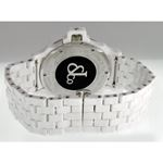 Jacob  Co Ceramic Unisex Diamond Watch JCS14 2