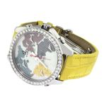 Jacob Co. Yellow Band Five Time Zone World Map 5-2