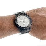 JORDAN MJ-1169. 49.50 MM . ROUND. MENS Diamond W-4