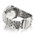 Ladies Real Diamond Watch 0.25ct By Luxu 89955 2