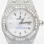Audemars Piguet Royal Oak Lady Quartz Watch 67601ST.ZZ.1230ST.01 2
