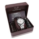 Centorum Falcon Mens Real Diamond Watch  89670 4