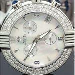 Unisex Aqua Master Diamond Watch 3.25 ct w-93b 2