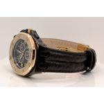 Aqua Master Royal Oak Royal Oak Mens Diamond Watch 1.50ctw W325 2