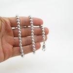 925 Sterling Silver Italian Chain 18 inches long and 6mm wide GSC89 4