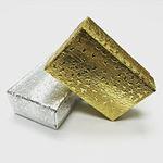 14K White Gold Princess Cut Stud Earrings 2 3 4 5 6 7 8 9 10 (9 Millimeters) 4