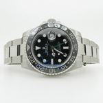 Rolex GMT Master II Black Index Dial Oys 53994 4