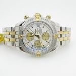 Breitling Chronomat Evolution Silver Dia 55350 4
