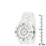 Womens Diamond Watch By Icetime Stainless Steel-4