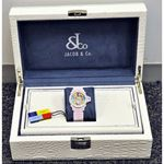 Jacob Co Ceramic Womens Diamond Watch JC 54245 4