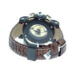 Titanium Automatic 3.50 Ct Diamond Mens Watch W3-2