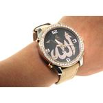 Jacob Co. 18K Rose Gold Leather Band 5Time Zone-4
