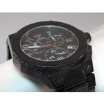 Men's Black Swiss Made Watch-4