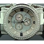 Aqua Master Diamond Mens Watch 3.60ct w1 55783 2