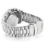 Oversized Diamond Watches: Luxurman Mens 90977 2