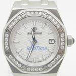Audemars Piguet Royal Oak Lady Quartz Watch 67601ST.ZZ.D302CR.01.01 2