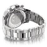 Luxurman Liberty Chronograph Real Diamon 90138 2