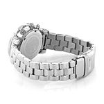 Iced Diamond Watches 0.3ct Luxurman Diamond Watch For Women White Gold Plated 2
