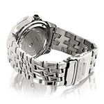 Designer Watches: Centorum Mens Real Diamond Watch 0.50ct Midsize Falcon 2
