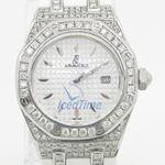 Audemars Piguet Royal Oak Lady Quartz Watch 67601ST.ZZ.D302CR.01.02 2