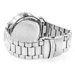 Luxurman Mens Real Diamond Watch 0.12ct  90297 2