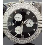 Unisex Aqua Master Diamond Watch 3.25 ct w-93a 2