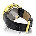 Centorum Mens Chronograph Diamond Watch  89680 2