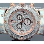 Aqua Master Mens Diamond Two Tone Watch 0.20ct w-146a 2