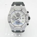 Audemars Piguet Prestige Sports Collection Royal Oak Offshore Chronograph Mens Watch 25940SK.OO.D002