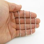 925 Sterling Silver Italian Chain 20 inches long and 2mm wide GSC145 4