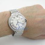 Cartier Ballon Bleu Watch W69012Z4 54330 4