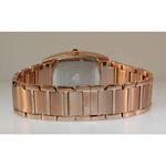 Aqua Master Swiss Classica Tonneau 2.10 ct Diamond Mens Watch W310WW 2