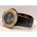 Aqua Master Mens Ceramic Quartz Watch W333 2