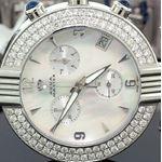 Unisex Aqua Master Diamond Watch 3.25 Ct W-93-2