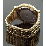 Mens Swiss Made Sports Diamond Watch 0.12Ctw-2