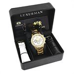 Large Diamond Bezel Watch By 2.3Ctw Of Diamonds-4
