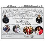 Joe Rodeo Watches: Mens Junior Diamond Watch 4.25 Black JJU157 4
