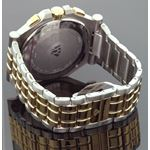 Mens Swiss Made Two Tone Sports Diamond Watch 0.-2