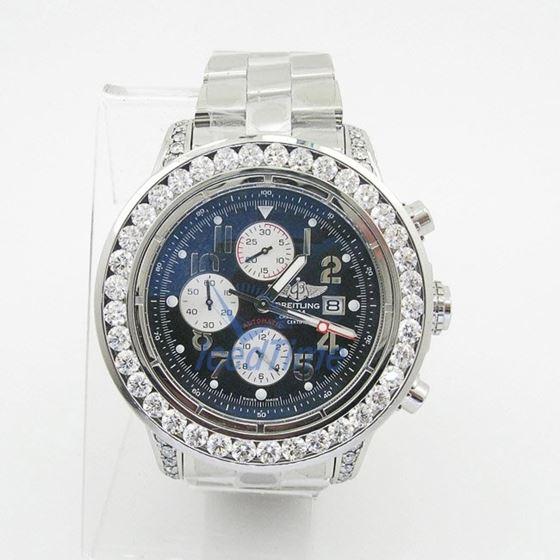 Breitling Super Avenger Chronograph Mens Watch A1337011C792SS1 2