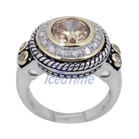 Ladies .925 Italian Sterling Silver Spri 74251 2