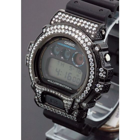 Iced Out Watches Casio G Shock Mens Digi 53065 2