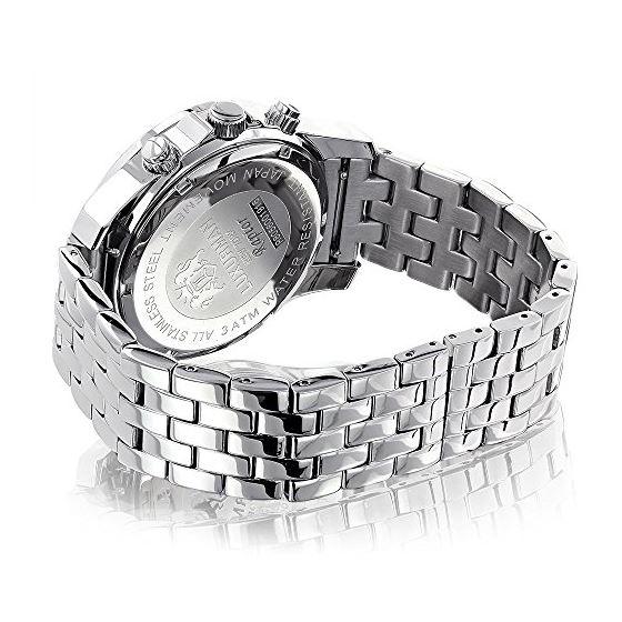 Mens Diamond Watches: LUXURMAN Diamond W 90922 2