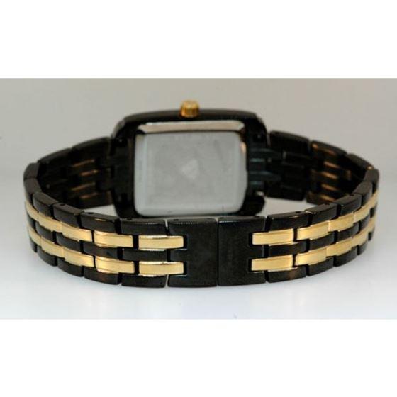 Aqua Master Swiss Classica Square 0.75 ct Diamond Ladies Watch 2
