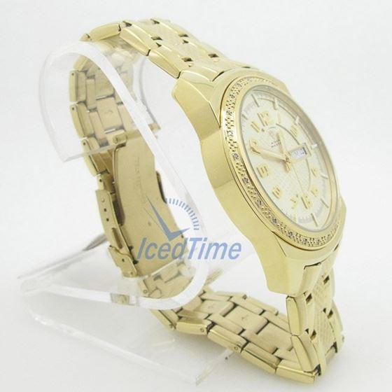 Mens Aqua Master Iced Out Diamond Watch W335AQ4 4